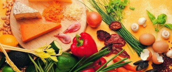 Диета Квасневского - разбросанная еда.