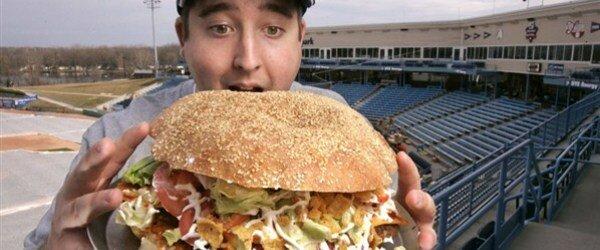 гамбургер диета 800 калорий