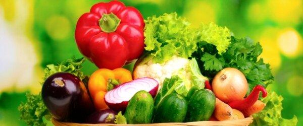 Большая диета - кучка овощей, салат