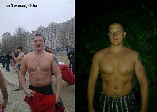 Результаты похудевших на диете 6 каш - 1