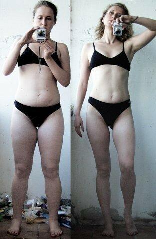 Результаты похудевших на большой диете - 3