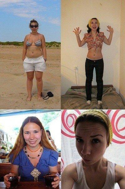 Результаты похудевших на диете Майо - 1