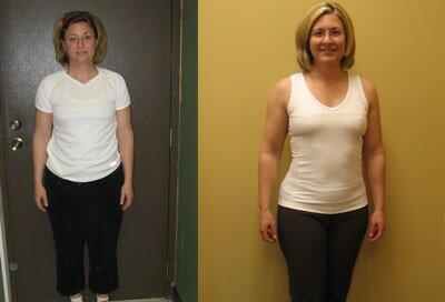 Результаты похудевших на жидкой диете - 2