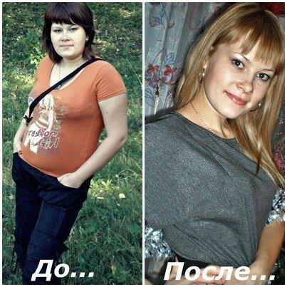 Низкокалорийная диета результаты фото