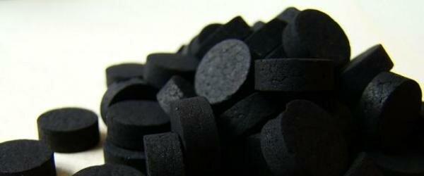 Диета на активированном угле