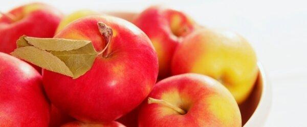 Диета при желчекаменной болезни - фрукты, яблоки