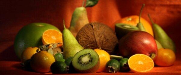Диета при заболевании печени - фрукты