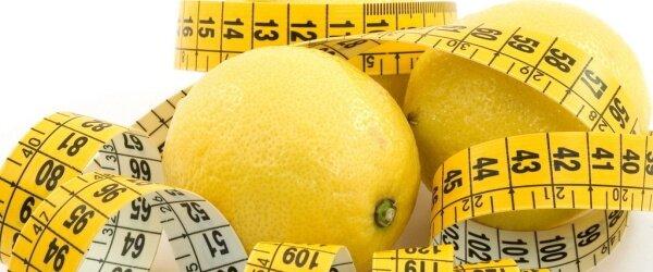 лимоны для похудения
